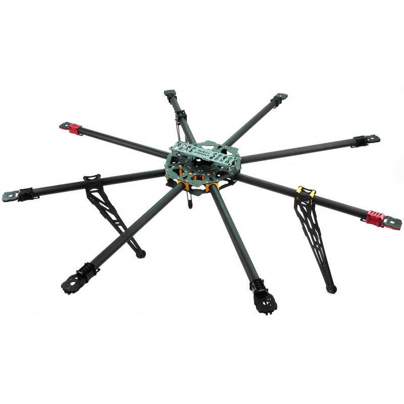 octocopter-drone-iha