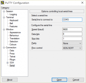 Particle Putty Settings